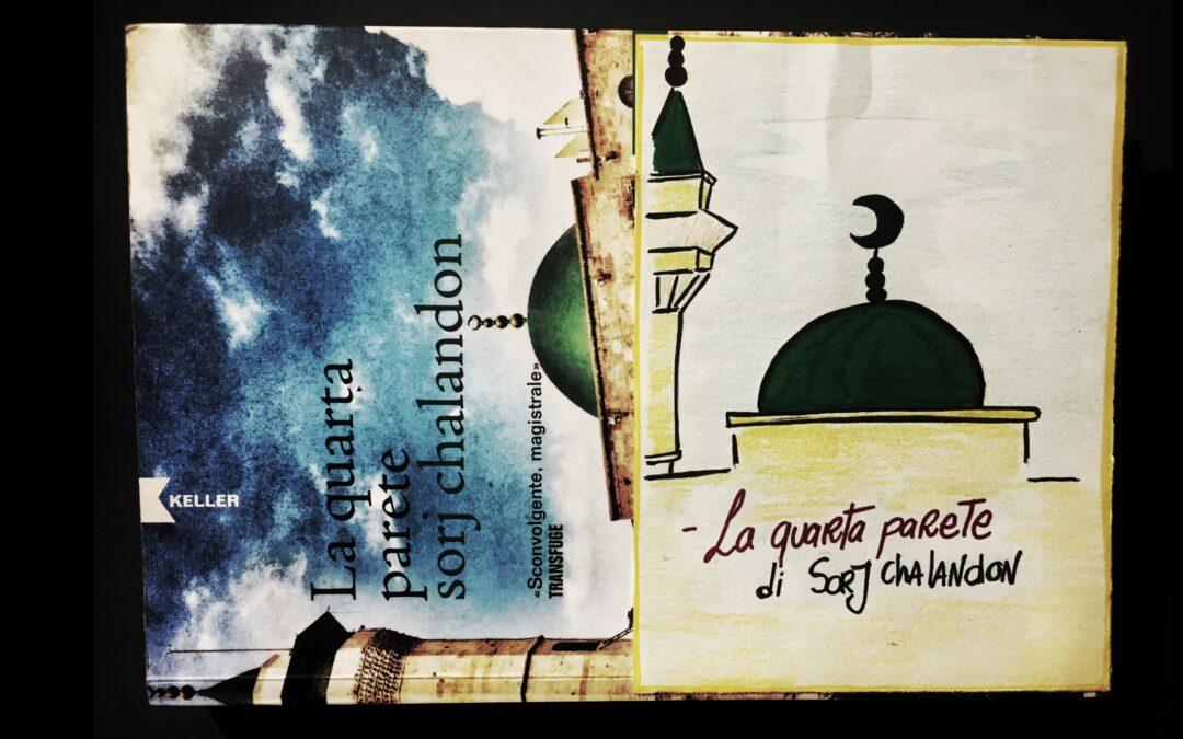 Portare Antigone al centro della guerra – la quarta parete di Sorj Chalandon